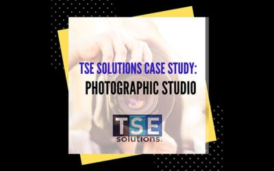 TSE Solutions Photographic Studio – Case Study