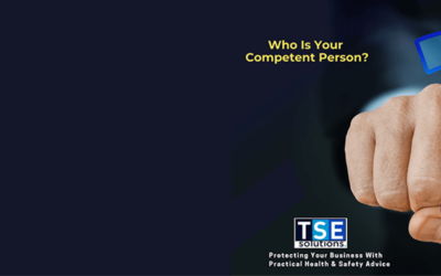 Who is your Competent Person?